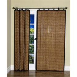 Versailles Patented Ring Top Bamboo Panel in Colonial