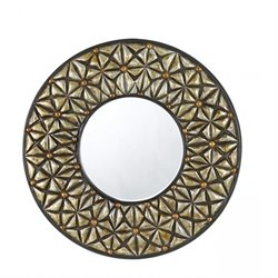 Cal Lighting Poly Urethane Mirror in Agent