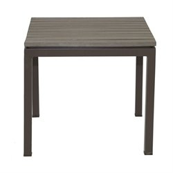 Patio Heaven Riviera Patio End Table