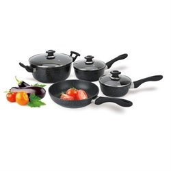 Aramco Forged 7 Piece Aluminum Alloy Cookware Set