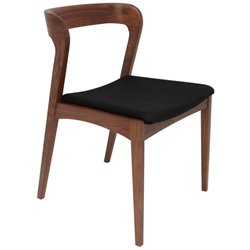 Nuevo Bjorn Dining Side Chair in Tan