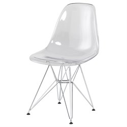 Nuevo Lucent Dining Side Chair