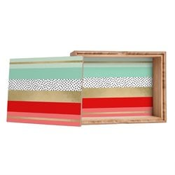 Deny Designs Elisabeth Fredriksson Summer Fresh Jewelry Box