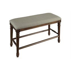 A-America Andover Dining Bench in Cherry