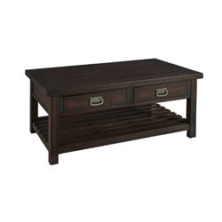A-America Sundance Coffee Table in Mahogany