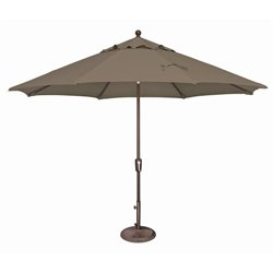 SimplyShade Catalina Patio Umbrella in Taupe