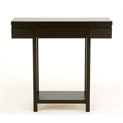 Furniture of America Morgan Console Table in Cappuccino
