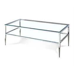 Venzini Metal Coffee Table