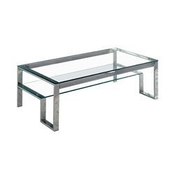 Ayetti Metal Coffee Table