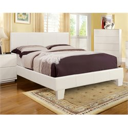 Ramone Upholstered Panel Bed 2