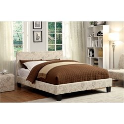 Ramone Upholstered Panel Bed 3