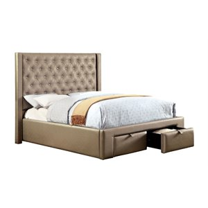 Hayden Upholstered Bed