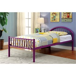 Capelli Metal Slat Bed 3
