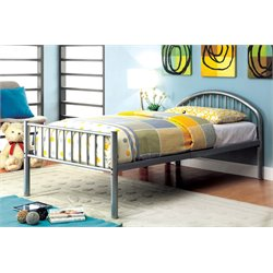 Capelli Metal Slat Bed 5