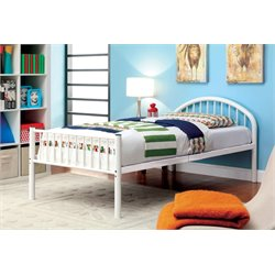 Capelli Metal Slat Bed 6