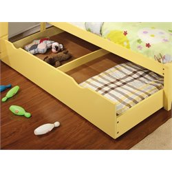 Geller Contemporary Kids Trundle