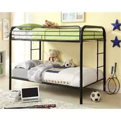 Capelli Metal Bunk Bed 1