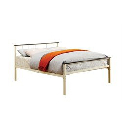 Nelson Metal Slat Bed