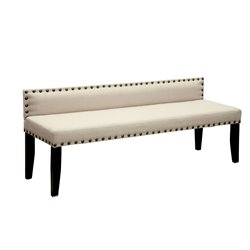 Handel Linen Bedroom Bench