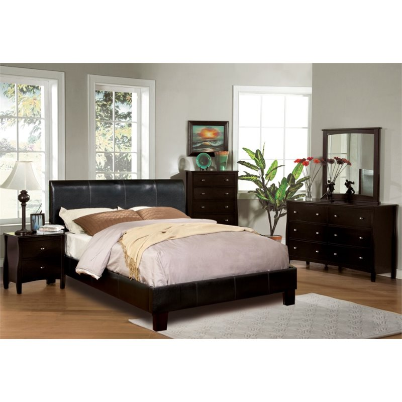 cal king bedroom sets furniture of america mevea 4 california king bedroom 14682
