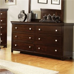 Fanquite 6 Drawer Dresser