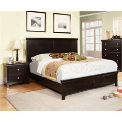 Furniture of America Fanquite 2 Piece California King Bedroom Set
