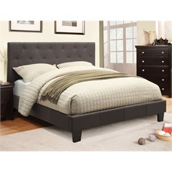 Verin Tufted Platform Bed 1