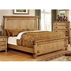 Sesco Panel Bed