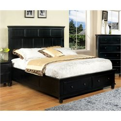 Jayleen Storage Platform Bed