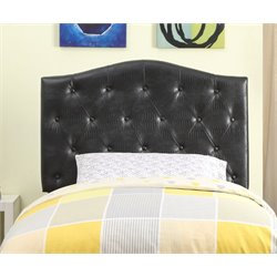 Olivia Faux Leather Headboard
