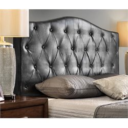 Olivia Faux Leather Headboard 1