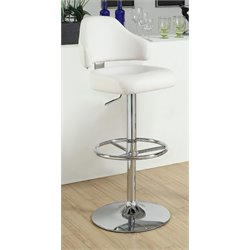 Campfield Adjustable Swivel Bar Stool