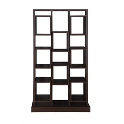Furniture of America Michale Modern Bookcase in Espresso