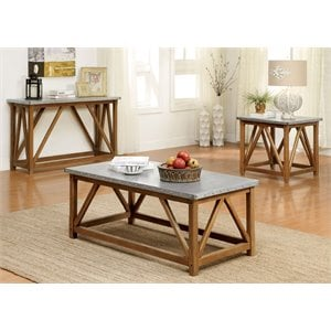 Marqueze Piece Coffee Table Set