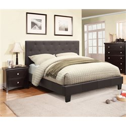 Warscher 2 Piece Bedroom Set in Grey