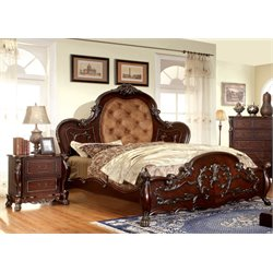Coppedge 2 Piece Bedroom Set in Cherry