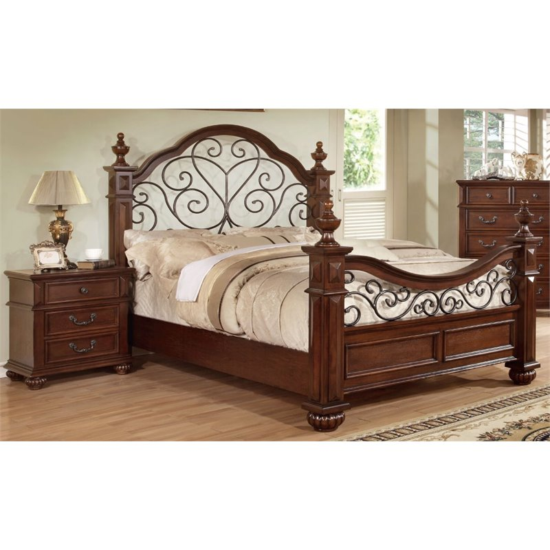 walker of california furniture las bedroom vegas set king en picture bed
