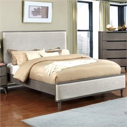 Maddy Bed in Gray