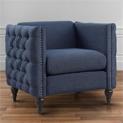 Bently Tufted Accent Chair