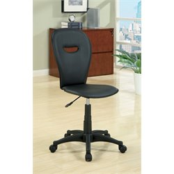 Furniture of America Equinstic Office Chair in Black