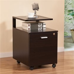 Hies Rolling File Cabinet