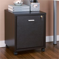 Poien Rolling File Cabinet