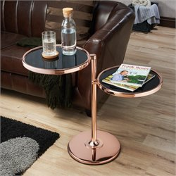 Furniture of America Calles Contemporary End Table