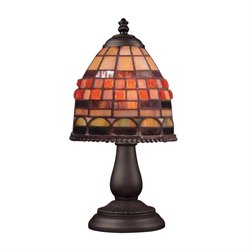Elk Lighting Mix-N-Match Table Lamp in Classic Bronze