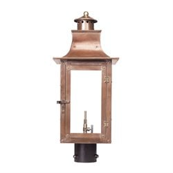 Maryville Outdoor Gas Post Light