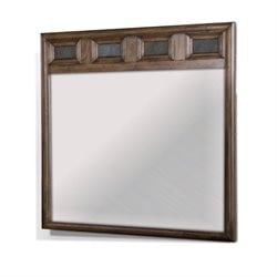 Sunny Designs Coventry Mirror in Burnished Mocha