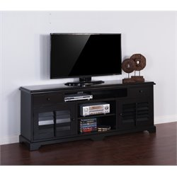 Laguna TV Stand in Black