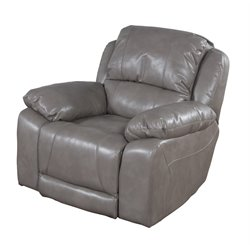 Sunny Designs Idaho Right Facing Power Recliner in Taupe