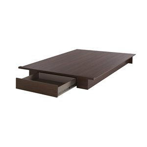 Primo Full Queen Platform Bed
