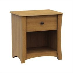 South Shore Jumper Collection Night Stand Harvest Maple